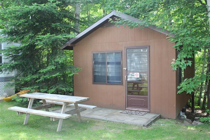 Eco Cabin 2 is economical and ecologically friendly