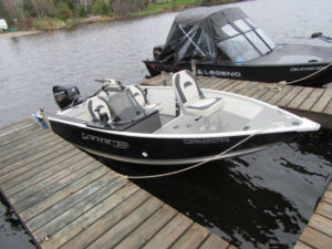 40HP Boat and Motor for Rent