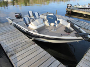 50HP Boat and Motor for Rent