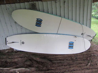 paddleboards for SUP or for sitting on